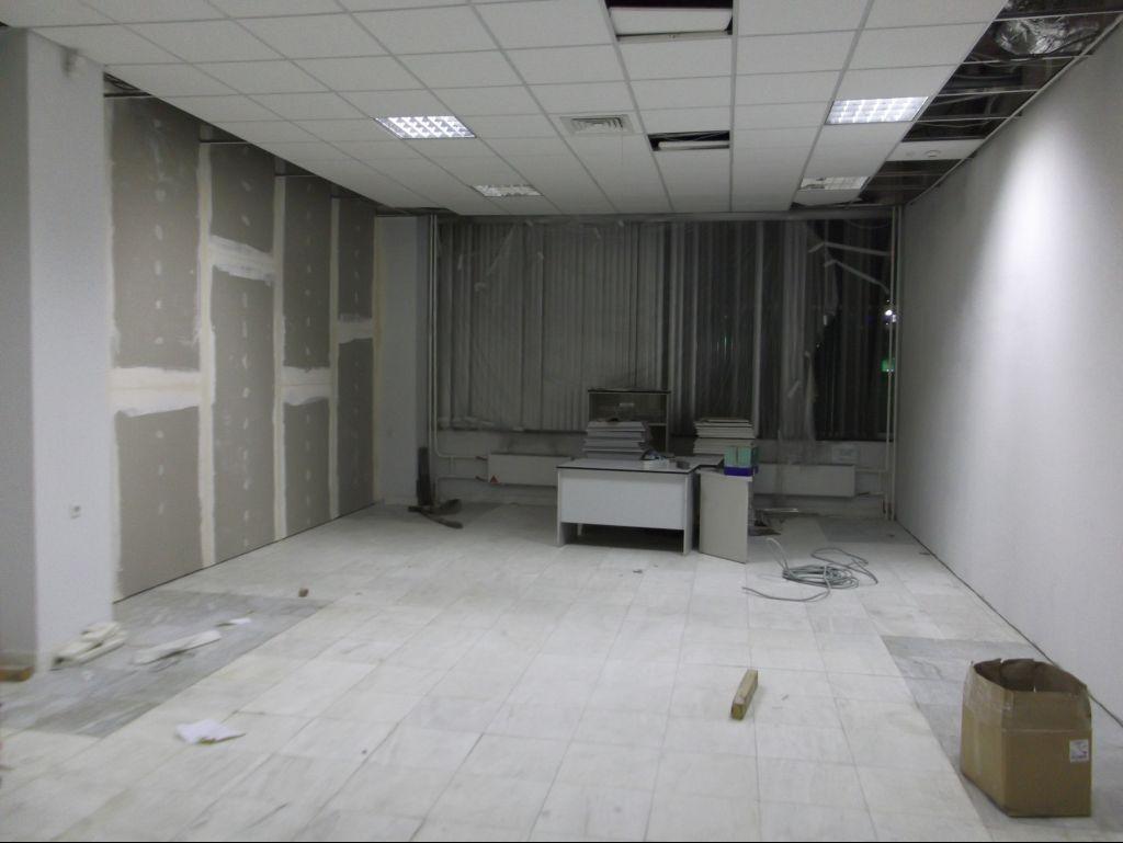 Ремонт офиса на Дорожной д. 1