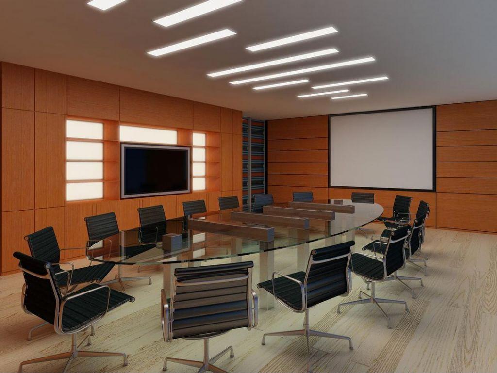 Конференц-зал офиса