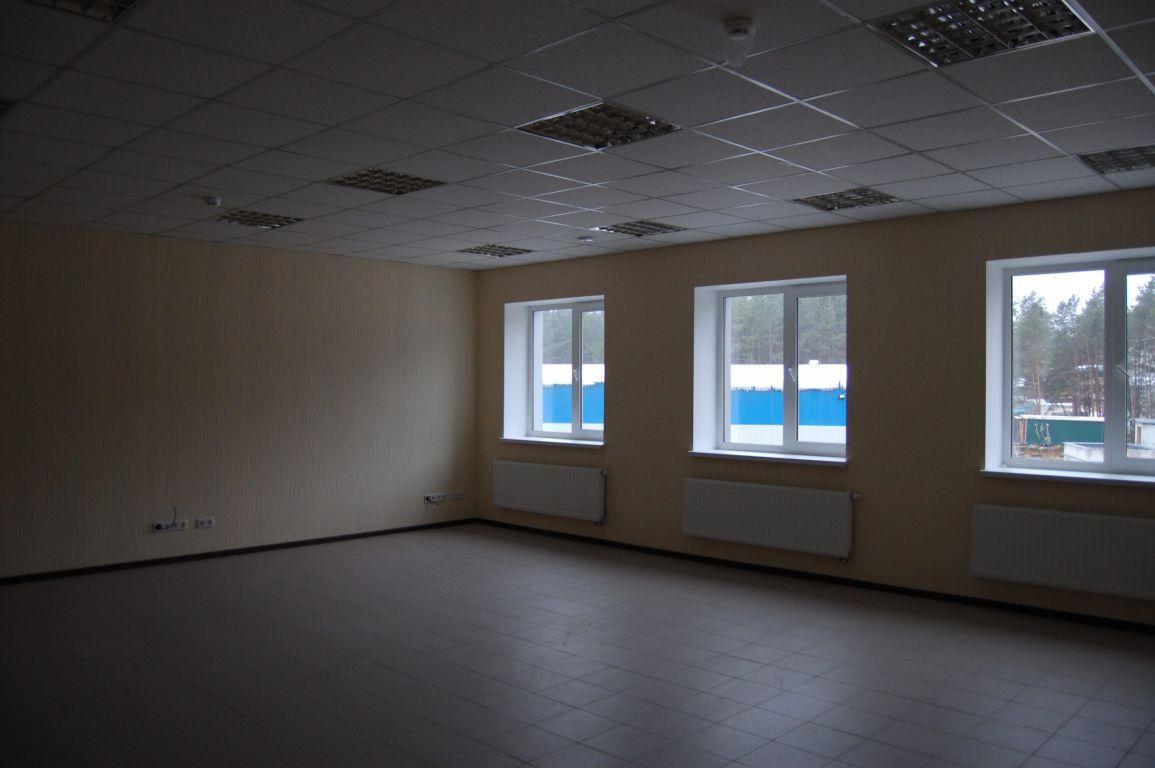 Ремонт производственного помещения.