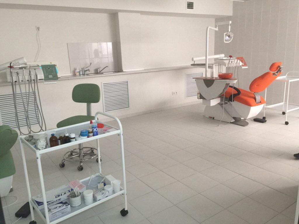 Ремонт кабинета стоматолога