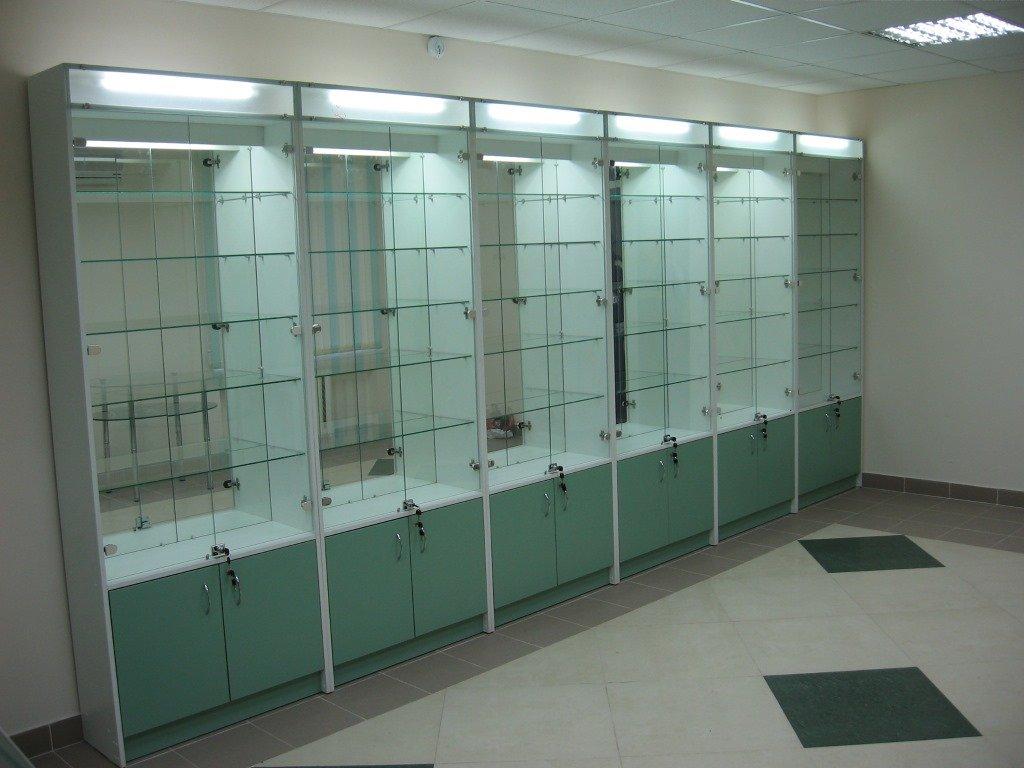 Ремонт аптеки на Братиславской