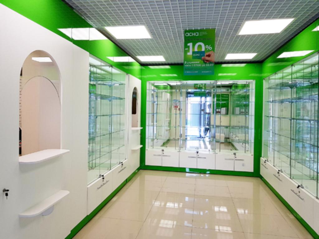 Ремонт сетевой аптеки на Варшавке