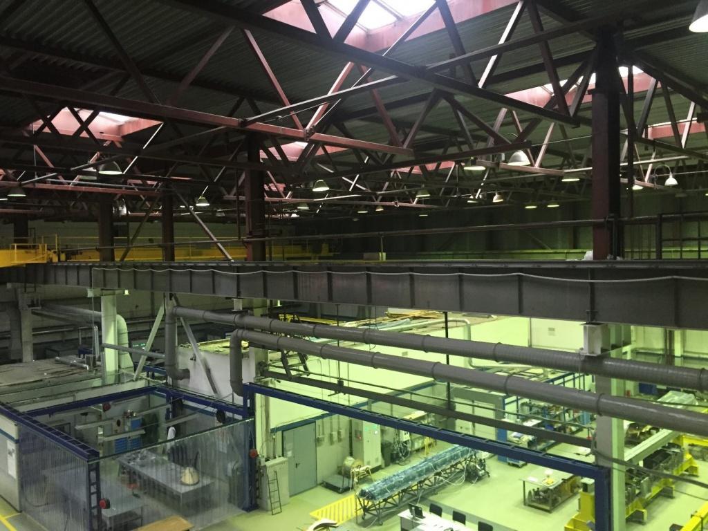Ремонт и монтаж инженерных систем цеха по производству изделий из ПВХ