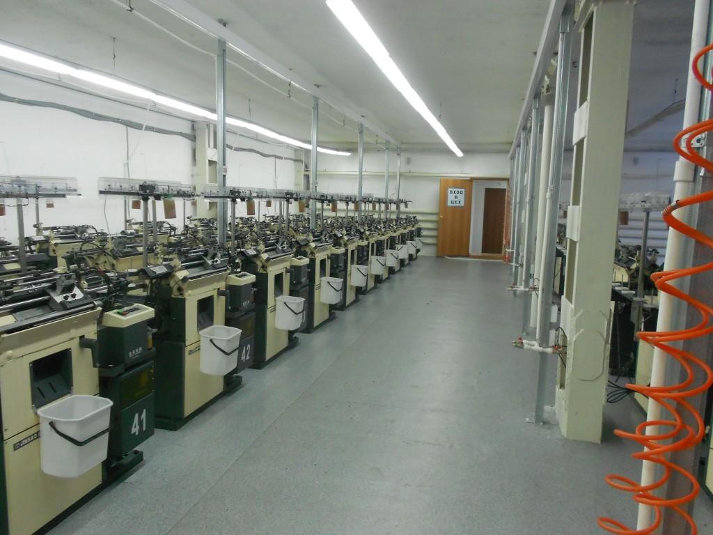 Монтаж и пусконаладка оборудования по вязке перчаток в г. Бронницы